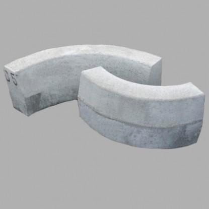 Hochbord- / Rundbordsteine